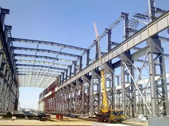 钢结构厂房吊装工艺及安全措施
